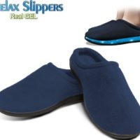 Relax Gel Slippers – Blue Maat M 39-40