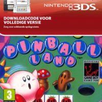 Kirby's Pinball Land Virtual Console