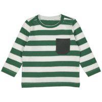 HEMA Baby T-shirt Groen (groen)